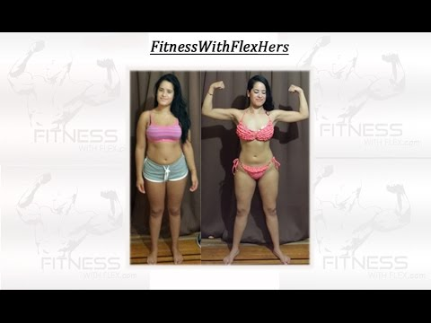 FitnessWithFlex Explains Why Females Lose Breast Size When Losing Weight