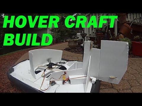 DIY RC Hovercraft Build