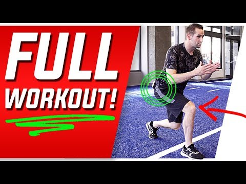 At Home Basketball Workout: Basketball Conditioning Drills