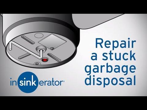 Garbage Disposal Repair | How to Fix a Garbage Disposal - InSinkErator