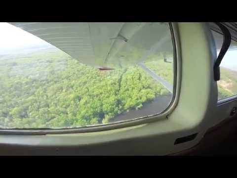 Flying with the WI DNR