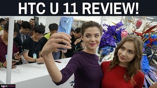 Honest HTC U11 Review! Great Experience! Top Android of 2017