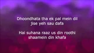 Heartless: Main Dhoondne Ko Zamaane Mein Full Song Lyrics 1080p Full HD 2014