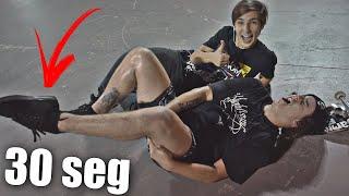 DESAFIO DOS 30 SEGUNDOS - SKATE !!
