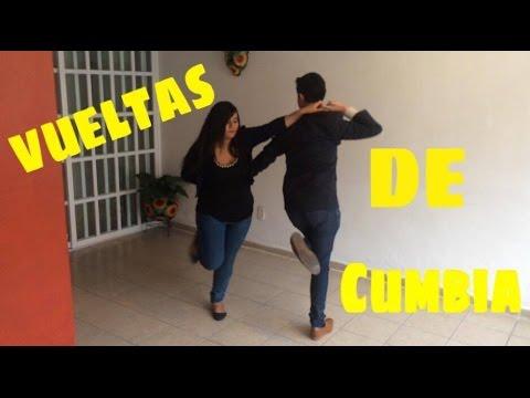 Vueltas de cumbia- Complejas (15 vueltas explicadas)