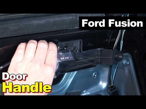 2006-2012 Ford Fusion Interior Door Handle