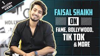 Faisal Shaikh aka Faisu Exclusive Interview   Talks About Bollywood, Tik Tok, Music Video & More