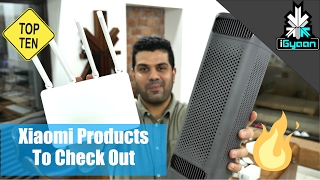 Top 10 Xiaomi Tech Products Not Selling Globally