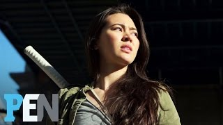 Iron Fist: Jessica Henwick On Whitewashing Controversy & Training For The Role | PEN | People