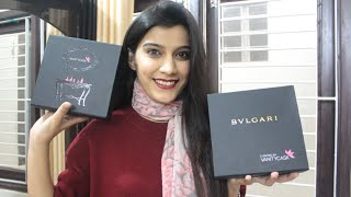 DECEMBER VANITY CASK + 😍BVLGARI BOX FREE | LUXURY  PRODUCTS |