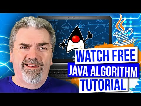 Sample Course Training  - Advanced Algorithms in Java on Udemy - Official