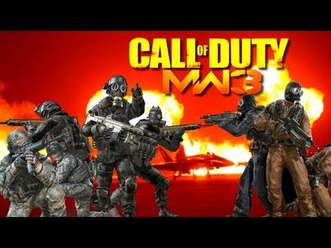 MW3: Ground War Search and Destroy! (Flawless 9v9 SnD)
