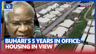 Housing: We Have Done A Commendable Job From The Mess We Inherited  - Fashola