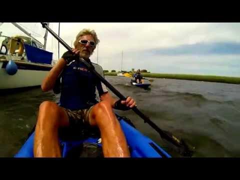 Kayak to Mudeford