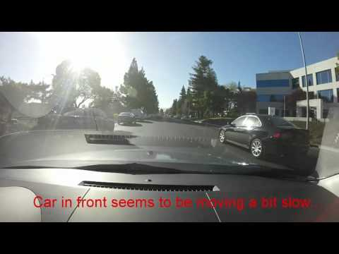 Bay Area Fail Driving Presents: 6WRX429 Hyundai Sonata being an idiot
