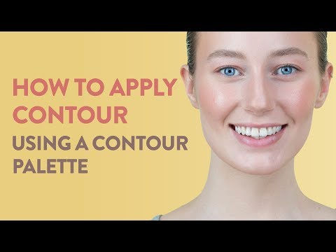 How To Apply Contour Using A Contour Palette?