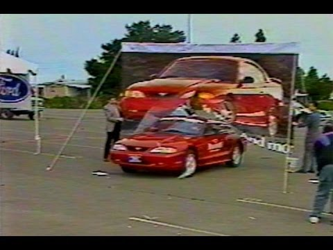 1994 Mustangs Across America 30th Anniversary Drive