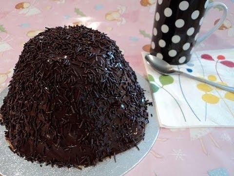 Chocolate Volcano Cake - Video Recipe
