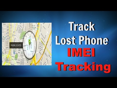 How to Track Your lost Android Phone? IMEI Tracking of Stolen Phone?