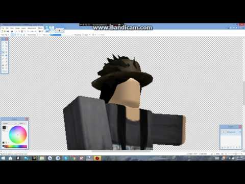 How to Edit Thumbnails In Paint.net ROBLOX