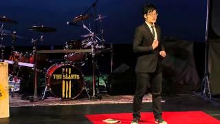 Give racism a chance   Simon Tam   TEDxSpokane