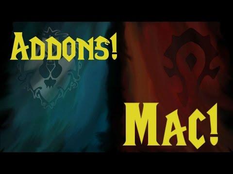 Tutorial Addons mac!  (WOW)