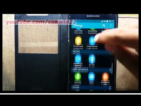 Samsung Galaxy S5 : How to turn on or turn off Samsung keyboard vibrate