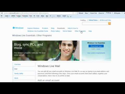 Install Free Email Client On Windows 7