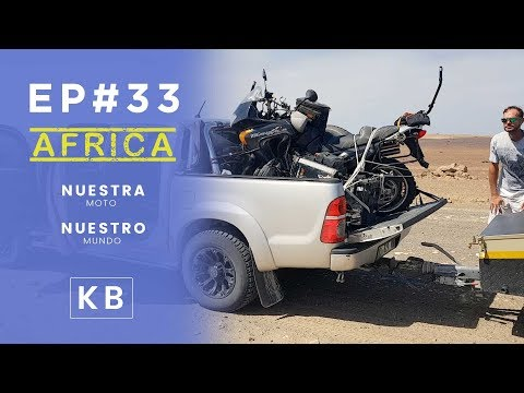 Perdiendo sus vacaciones para ayudar a un desconocido - Ep#33 - Vuelta al Mundo en Moto