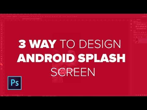 3 Way to Design android Splash screen