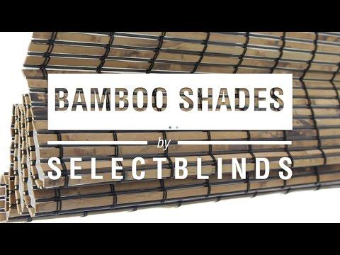 Bamboo Shades
