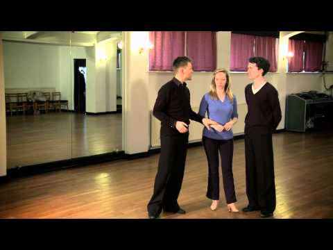 Ballroom & Latin Dance Basics - Posture and Holds