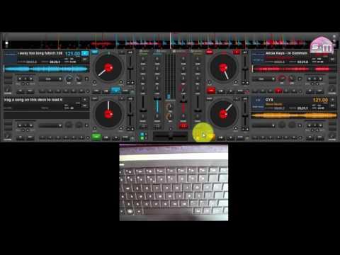 Live Mix With Acapellas on Vdj (Doing sick stuffs) part 2