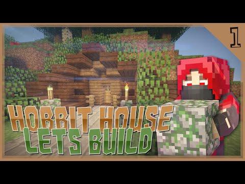 Minecraft: Hobbit House Let's Build E01