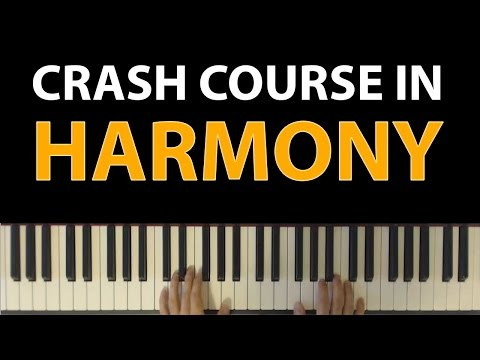 Harmony Crash Course: How to make BORING chord progressions BETTER!