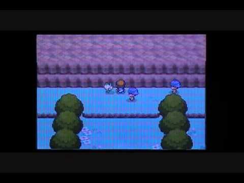Pokemon Heart Gold cheat run(Kanto)part 5