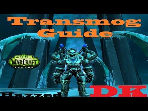 Transmog Guide - Death Bone