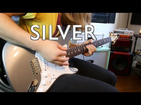 Silver Sky Jam ( With Tabs)