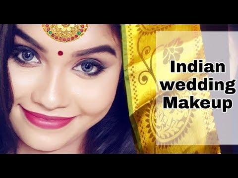Indian Bridal | Wedding | Party MAKEUP LOOK | I am Back | Ishita Chanda.