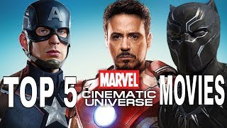 Download Top 5 Best Marvel Movies (What are yours?) Video