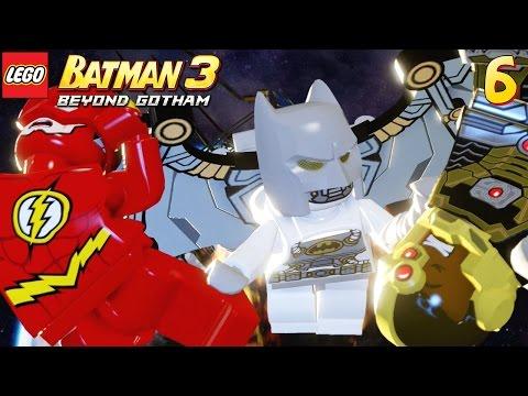 Lego Batman 3: Beyond Gotham - Walkthrough Part 6 - Home Improvement