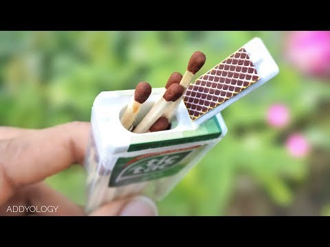 4 Awesome Fun Tricks with Matches