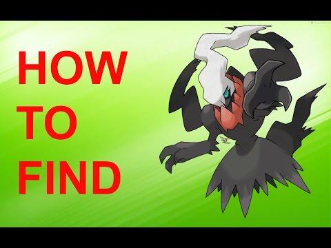 HOW TO FIND DARKRAI!!!? +Darkrai/Kyurem Giveaway! Project Pokemon Roblox