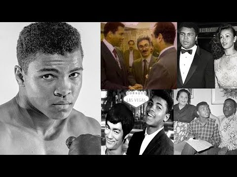 Unknown Surprising Facts About Muhammad Ali || Pastimers