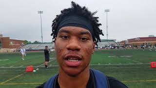 Rutgers DB commit Jarrett Paul says he and fellow pledges are family