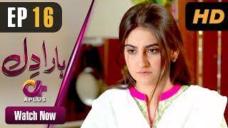 Haara Dil - Episode 16 | Aplus Dramas | Danish Taimoor, Hiba Bukhari | Pakistani Drama