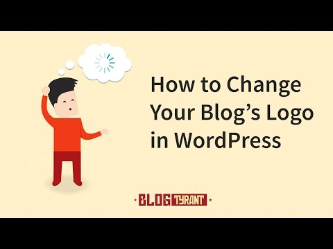 How To Change Your WordPress Logo