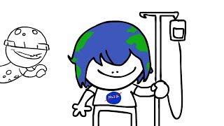 Totally Wrong short - Earth-Chan