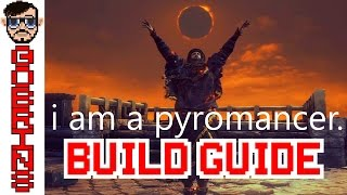I am a Sorcerer - Dark Souls 3 PURE SORCERY PvP/PvE BUILD GUIDE