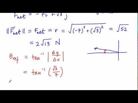 1.1 Vectors Ex. 9,10,11